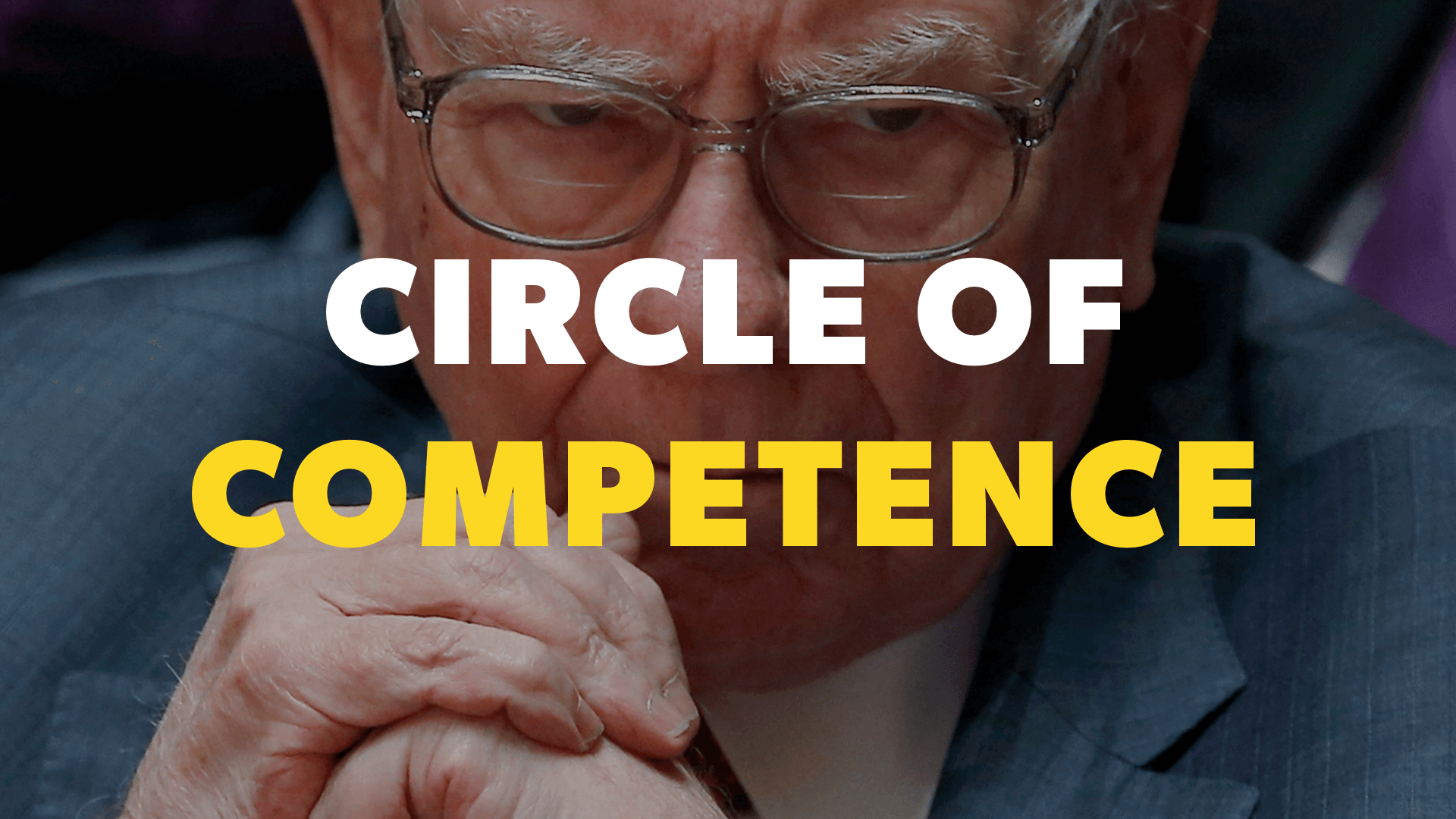 Circle of Competence: How Warren Buffett Avoids Failures